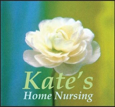 Kate's Logo with writing